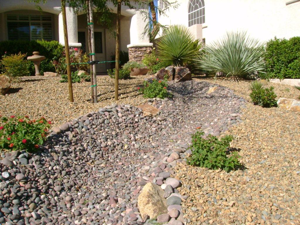 desert landscape design las vegas