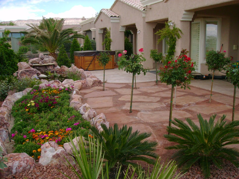 Charming Whether You Are In Need Of Sprinkler Repair In Las Vegas Or Are In The  Market For An Entirely New Design For Your Yard, Let Our Skilled Team Of  Landscaping ...